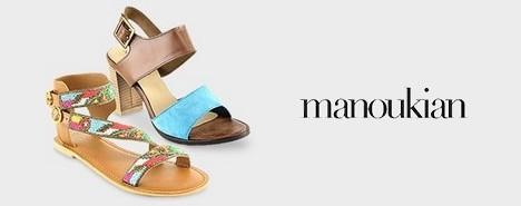 sandales Manoukian