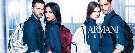 vente privée Armani Jeans