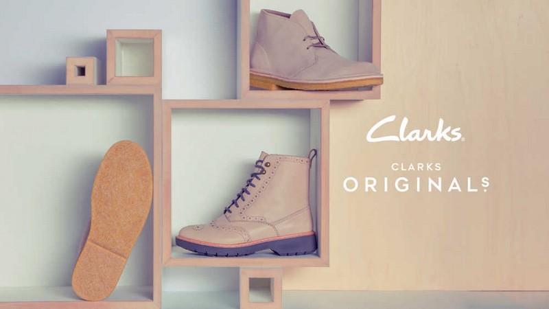 vente privée Clarks