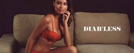 lingerie Diab'less