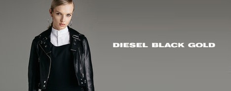 Vente privée Diesel Black Gold
