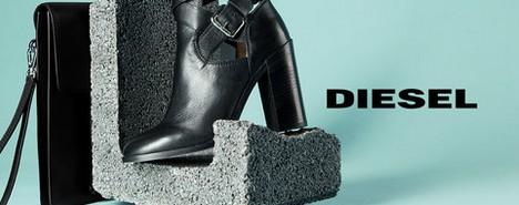 Vente privée de chaussures Diesel