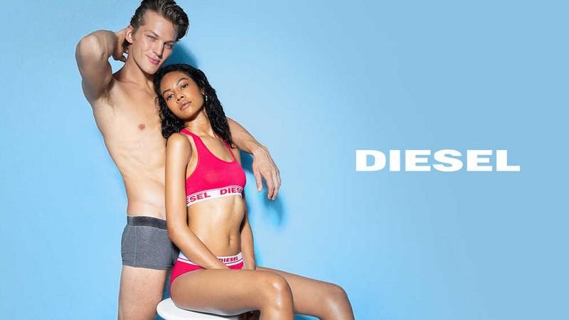 vente privée Diesel underwear