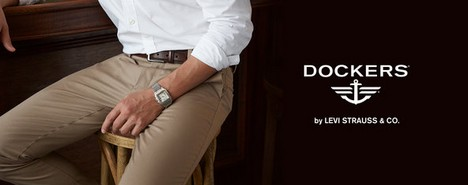 Vente privée Dockers