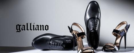 chaussures Galliano