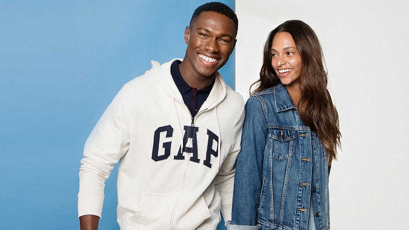 Le total look GAP arrive en vente privée
