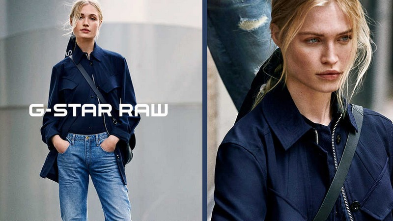 Vente privée G-Star RAW : jeans et mode streetwear