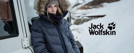 vente privée Jack Wolfskin