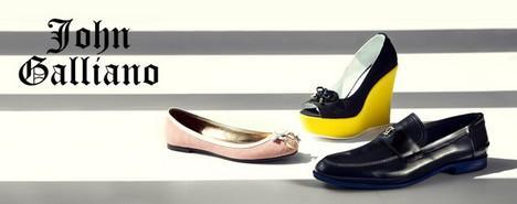 chaussures John Galliano