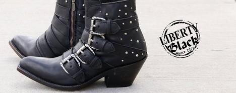 bottes Liberty Black