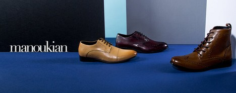 chaussures Manoukian