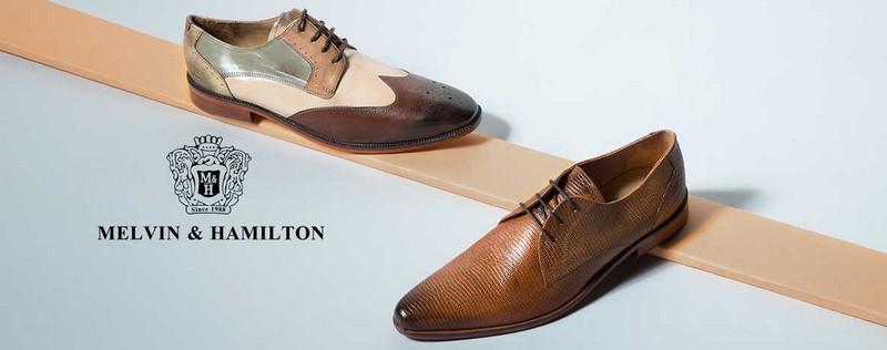 vente privée Melvin & Hamilton