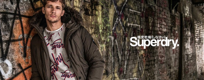 Vente privée Superdry