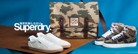 chaussures Superdry