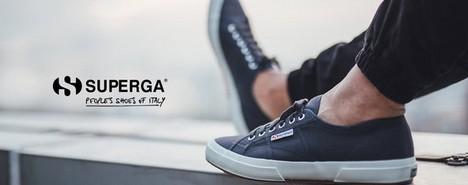 vente privée Superga