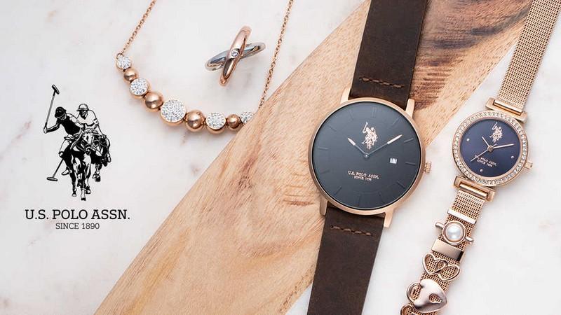 Vente privée US Polo Assn bijoux et montres