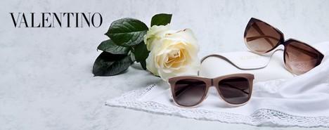 lunettes de soleil Valentino